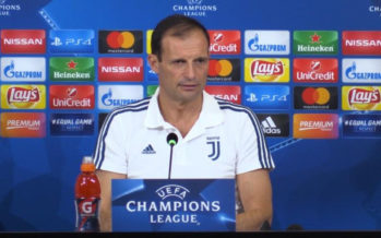 Juventus: Chiellini si ferma e salta il Barcellona