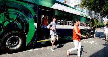 toronto: la TTC prevede di acquistare i primi autobus elettrici, vuole la flotta senza emissioni entro il 2040