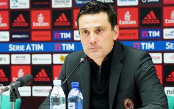 Milan: Esonerato Montella . In panchina arriva Gattuso