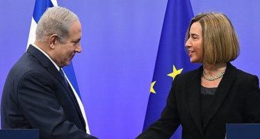 """Gerusalemme: capitale, Mogherini a Netanyahu: """"Si sbaglia se crede che l'Ue seguirà Trump"""""""