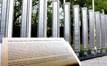L'Italian Fallen Workers: per non dimenticare gli Italiani brava gente