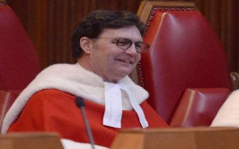 Ottawa: Justin Trudeau nomina Richard Wagner per diventare il giudice supremo del paese