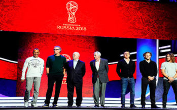 Mosca: Il Mondiale senza Italia: oggi il sorteggio dei gironi