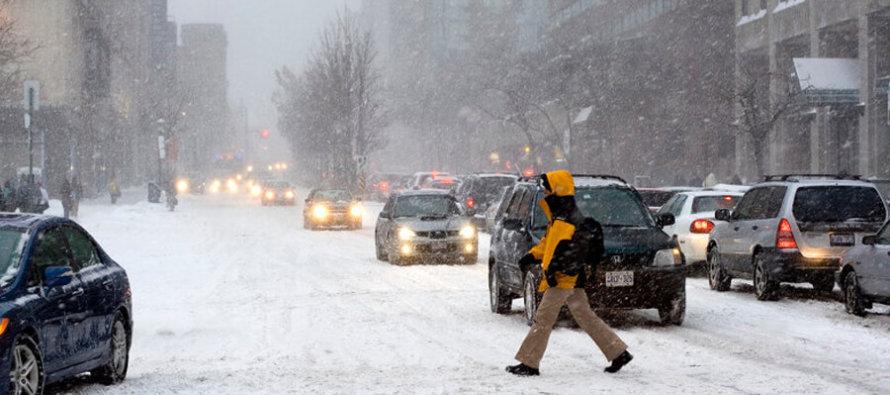 Environment Canada: un forte freddo seguirà le temperature miti di oggi