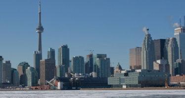Toronto: si registra un record di freddo stabilito nel 1959