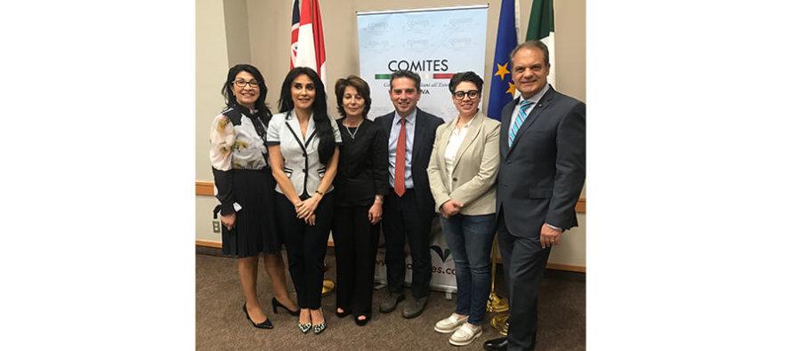 Incontri italiani a Toronto