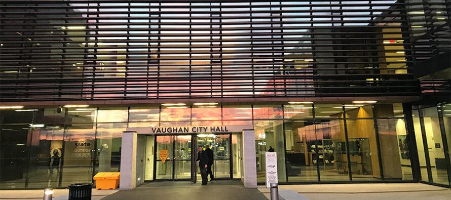 Vaughan: sospende la tassa di soggiorno comunale al 1 ...